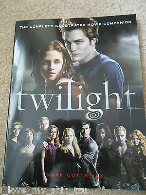Twilight : The Complete Illustrated Movie Companion by Mark Cotta Vaz (2008)
