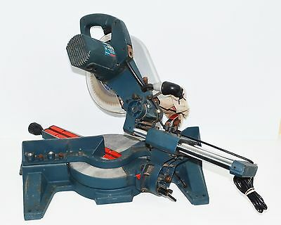 "Bosch Gcm 10 S Gcm10S Compound Sliding Mitre Saw 1800W 254Mm 10"" #736310"