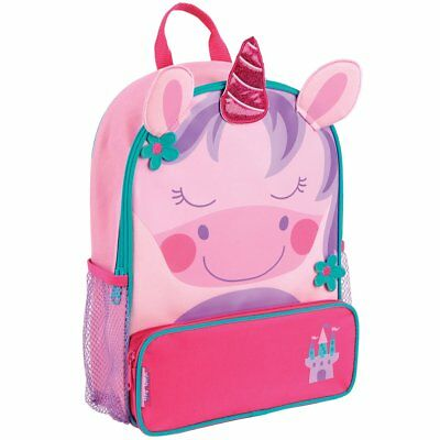 NEW Stephen Joseph Unicorn Sidekick Backpack Girl Kids Kindy Bag Preschool Da...
