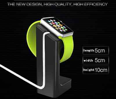4Colors Apple Watch Display Stand Charging Cradle Bracket For Apple Watch iWatch