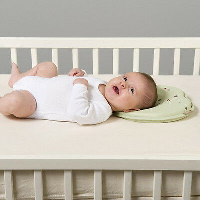 Baby Pillows For Sleeping Memory Foam Crib Support Headrest Travel Pillow