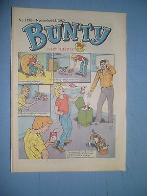 Bunty issue 1296 dated November 13 1982