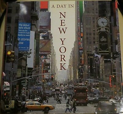 Andrè Fichte - A Day In New York (Libro + 4 Cd)