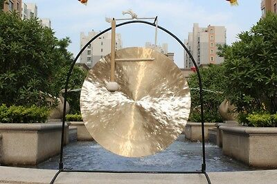 20'' MK WIND GONG & WOODEN MALLET  GONG and CRAFT IN  ONE