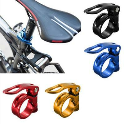 Cycling Road Bike MTB Quick Release QR Seatpost Seat Post Binder Clamp 34.9mm