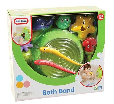 NEW Little Tikes Bath Band from Mr Toys