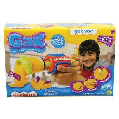 NEW Gak Vac from Mr Toys Toyworld