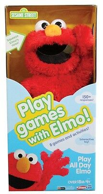 NEW Play All Day Elmo from Mr Toys Toyworld