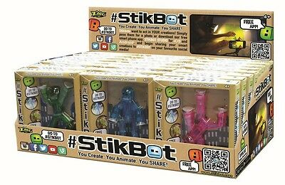 NEW StikBot Single from Mr Toys Toyworld