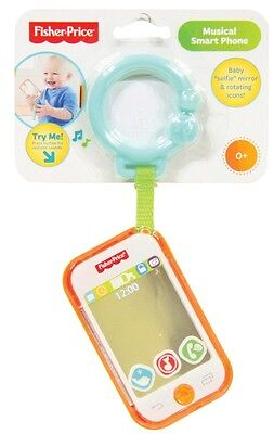 NEW Fisher Price Musical Smart Phone from Mr Toys Toyworld