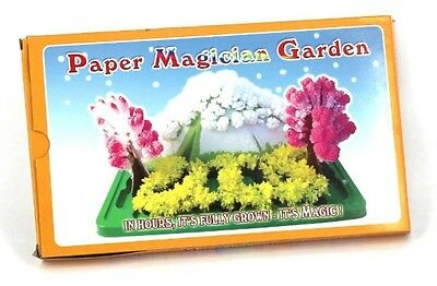 NEW Magic Garden Crystal Growing Set from Mr Toys