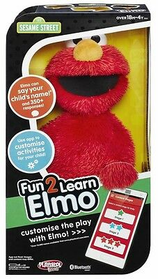 NEW Sesame Street Fun 2 Learn Elmo from Mr Toys