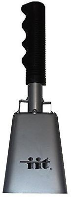 IIT 10 Inch Cowbell with Stick Grip Handle