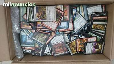 Lote De Mas De 1000 Cartas Magic Comunes A Menos De 0,015€