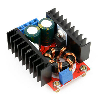 10-32V to 12-35V 6A Tension chargeur Alimentation DC-DC Boost Convertisseur 150W