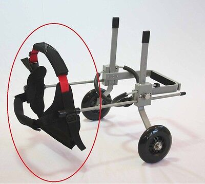 Harness for Dog Wheelchair, Harness Only, 3 sizes to choose. New