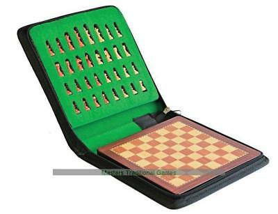 Tal Travel Magnetic Chess Set with Carry Case (30 x 30cm)
