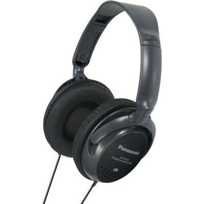 Panasonic RP-HT225 XBS Extra Bass System Comfortable Fit Monitor Headphones
