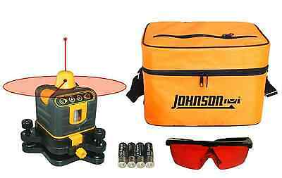 Manual-Leveling Variable Rotary Vertical Laser Beam Plane Level Layout Tool Case