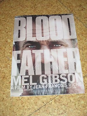 Mel Gibson BLOOD FATHER Jean-Francois Richet CANNES 2016 Diego Luna