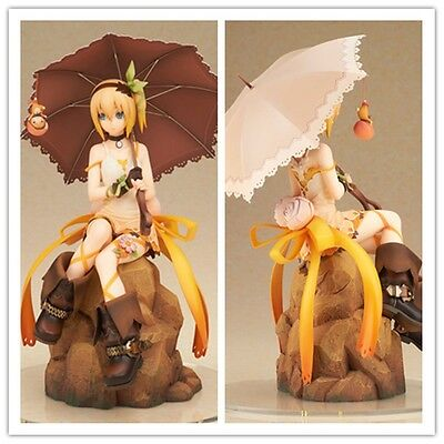 Anime Tales of Zestiria Edna 1/8 Painted PVC Figure New In Box Collection