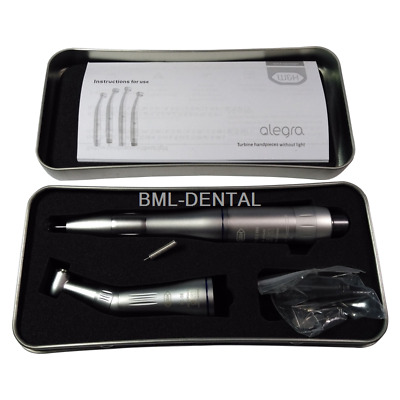 W&H Dental Low Speed Handpiece Kit Borden 2Holes Inner Straight Contra Air Motor