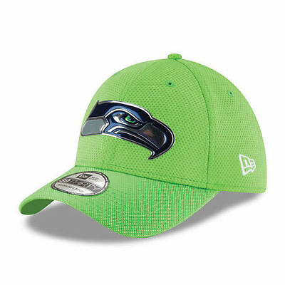 Seattle Seahawks 2016 NFL Color Rush New Era 39Thirty