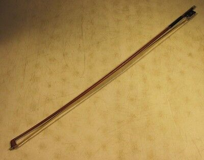 Vintage Antique Wurlitzer Violin Bow Made In Germany