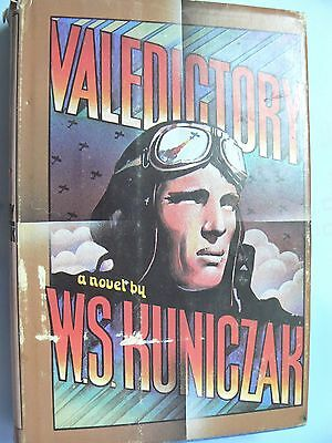POLAND WWII PAF POLISH AIR FORCE RARE BOOK, VALEDICTORY BY KUNICZAK,superb