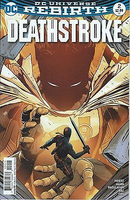 Deathstroke #2 Cover A