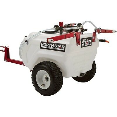 NorthStar Tow Behind Boom & Spot Weed Sprayer