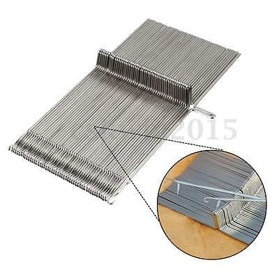 50Pcs Silver Needles for Reed Brother Singer Studio Knitting Machine SK840 SK580