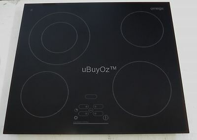 Omega Ceramic Cooktop Glass Assembly, Ask Us For All Appliance Parts