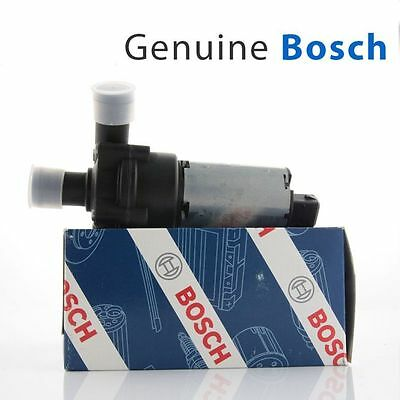 New Bosch Vw Volkswagen Seat Ford Auxiliary Water Electric Pump 0392020024
