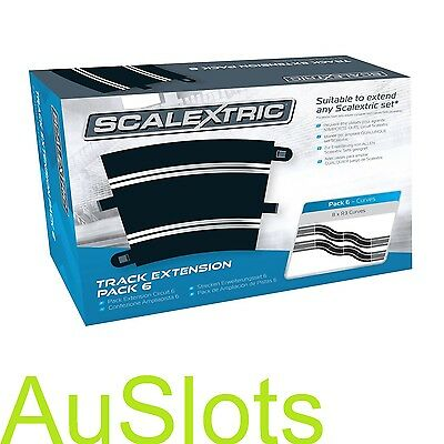 Scalextric C8555 Track Extension Pack 6