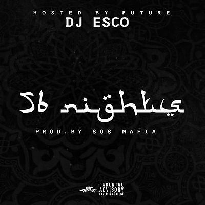 Future - 56 Nights (Official Mix Cd)