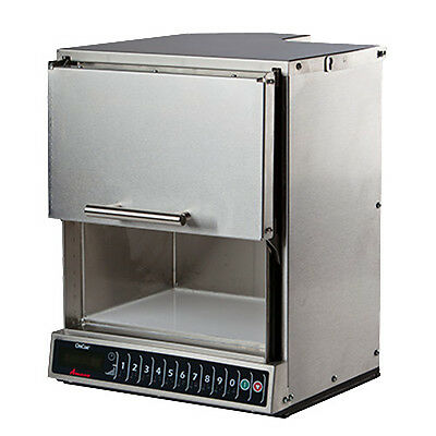 Amana AOC24 Steamer Microwave Oven with Touch Control