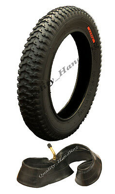 1 new 12 1/2 x 2 1/4 kids buggy tyre and tube Mobility Scooter tyre bmx bike