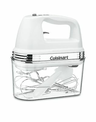 Cuisinart HM-90S Power Advantage Plus 9-Speed Handheld Mixer with Storage Case,
