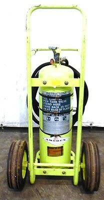Amerex, 1211 Halon Fire Extinguisher, Model 685, 10A-120, B:c Class