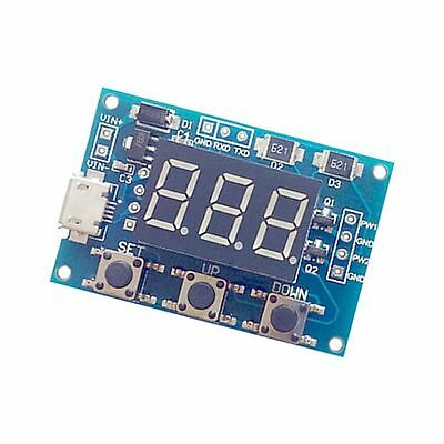 1PCS 2 Channel PWM Generator Adjustable Duty Cycle Pulse Frequency Module