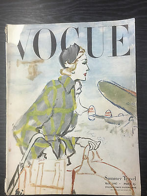 VOGUE Magazine: May 1947