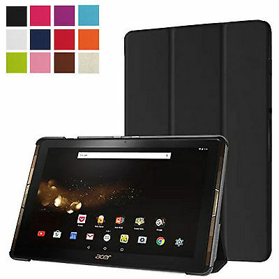 Cover für Acer Iconia One Tab 10 A3-A40 Tasche Hülle Flip Case Skin Shell
