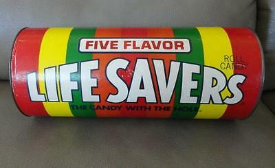 Vintage Lifesavers Five Flavor Still Bank