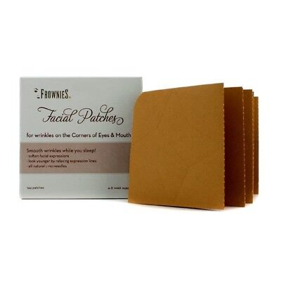 NEW Frownies Facial Patches (For Corners of Eyes & Mouth) 144 Patches Womens