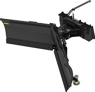 Skid Steer V-Plow Snow Plow Attachment - 84"