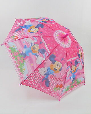 Minnie Mouse Mickey Mouse Umbrella with Whistle Kids Umbrella Kids Gift
