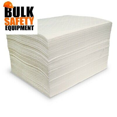 Fuel & oil spill kit spill pads (10 pack)
