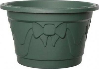 Whitefurze Christmas Tree Tub Green 42cm