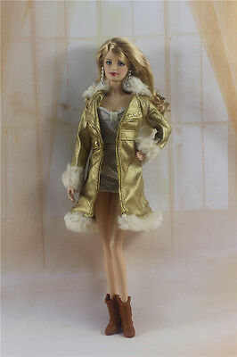 1 Set Fashion Handmade Clothes Outfit for Barbie Doll P21